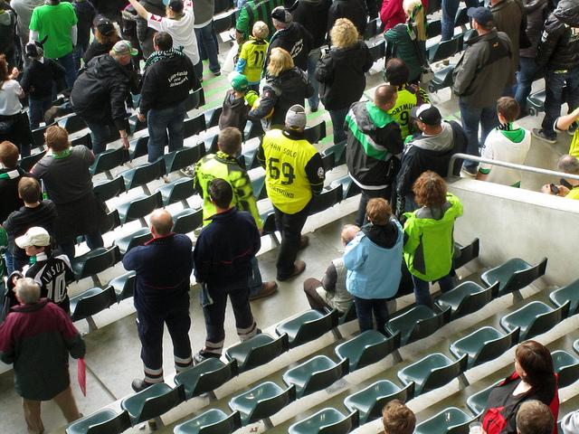 Dortmund feiert 25 Jahre Eventfans
