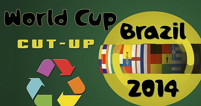 Eclectic Method World Cup Cut Up