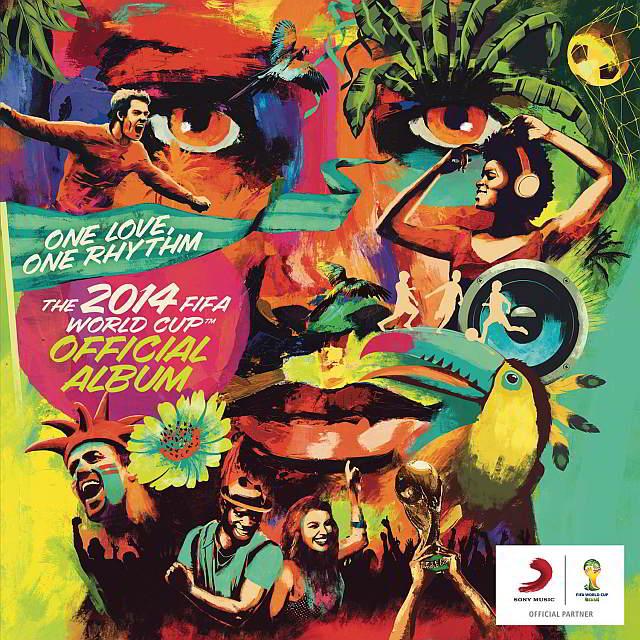 Samba La la la - XXL