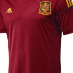 Trikot Spanien Em 2012