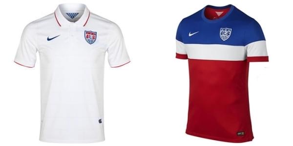 USA Trikot WM 2014