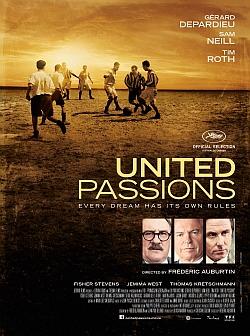 United Passions - Filmplakat