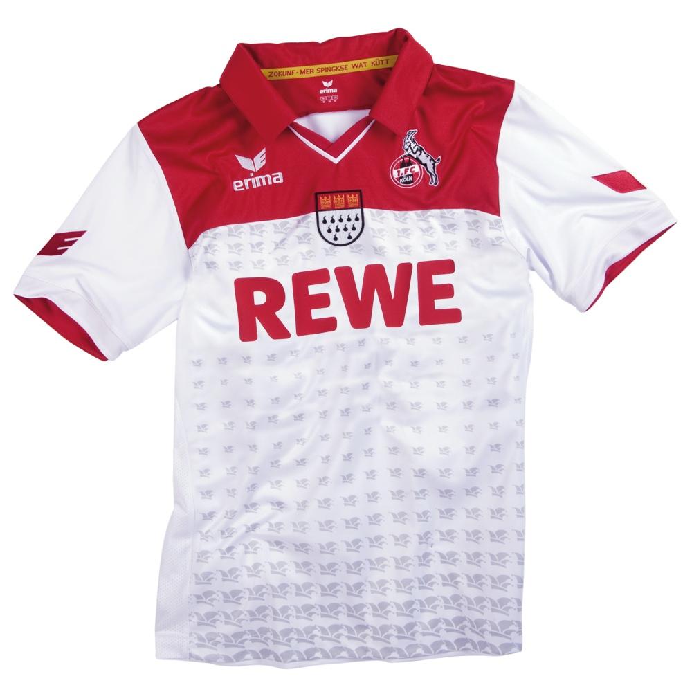 FC Köln Fastelovend Trikot