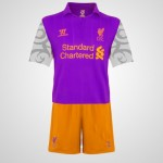 FC Liverpool, Drittes Trikot 2012/2013
